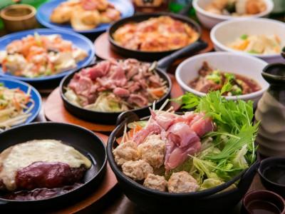 【歓送迎会】2h飲み放題付◆おまかせお料理6品~お手軽¥3000コース◆